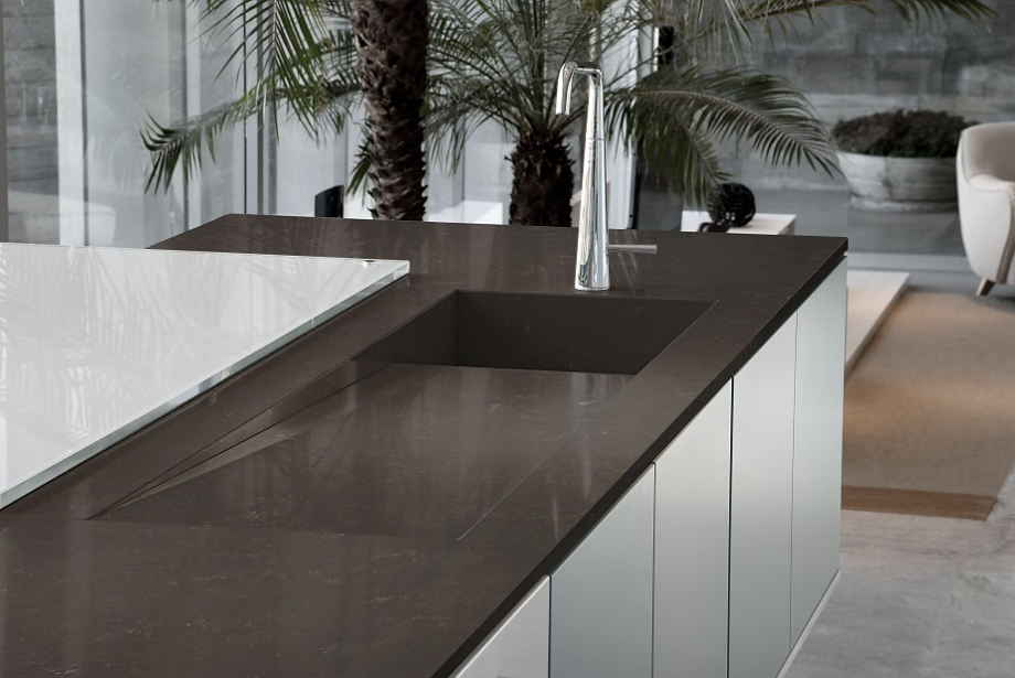 DEKTON integrirani ugradbeni sudoperi