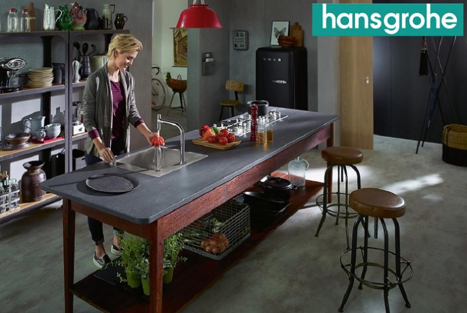 Hansgrohe kuhinjska ponuda