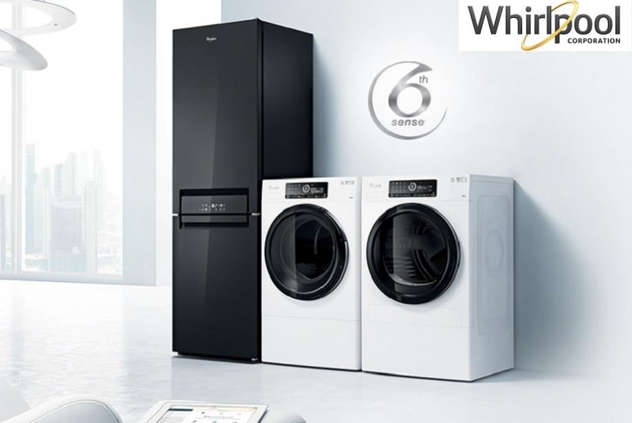 Whirlpool kućanski aparati i bijela tehnika